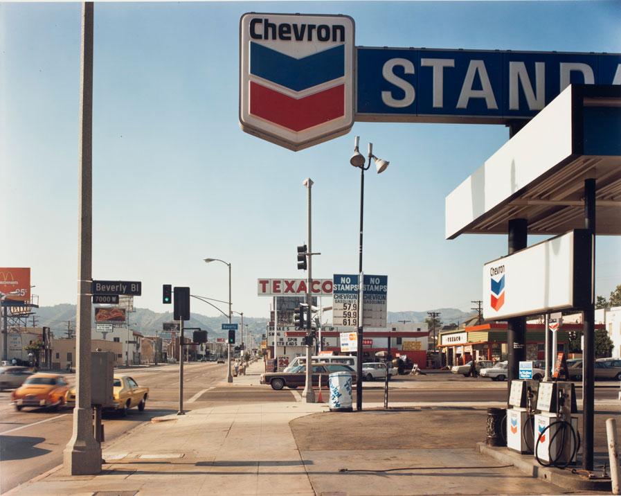 © 1975 Stephen Shore, courtesy of 303 Gallery, New York.